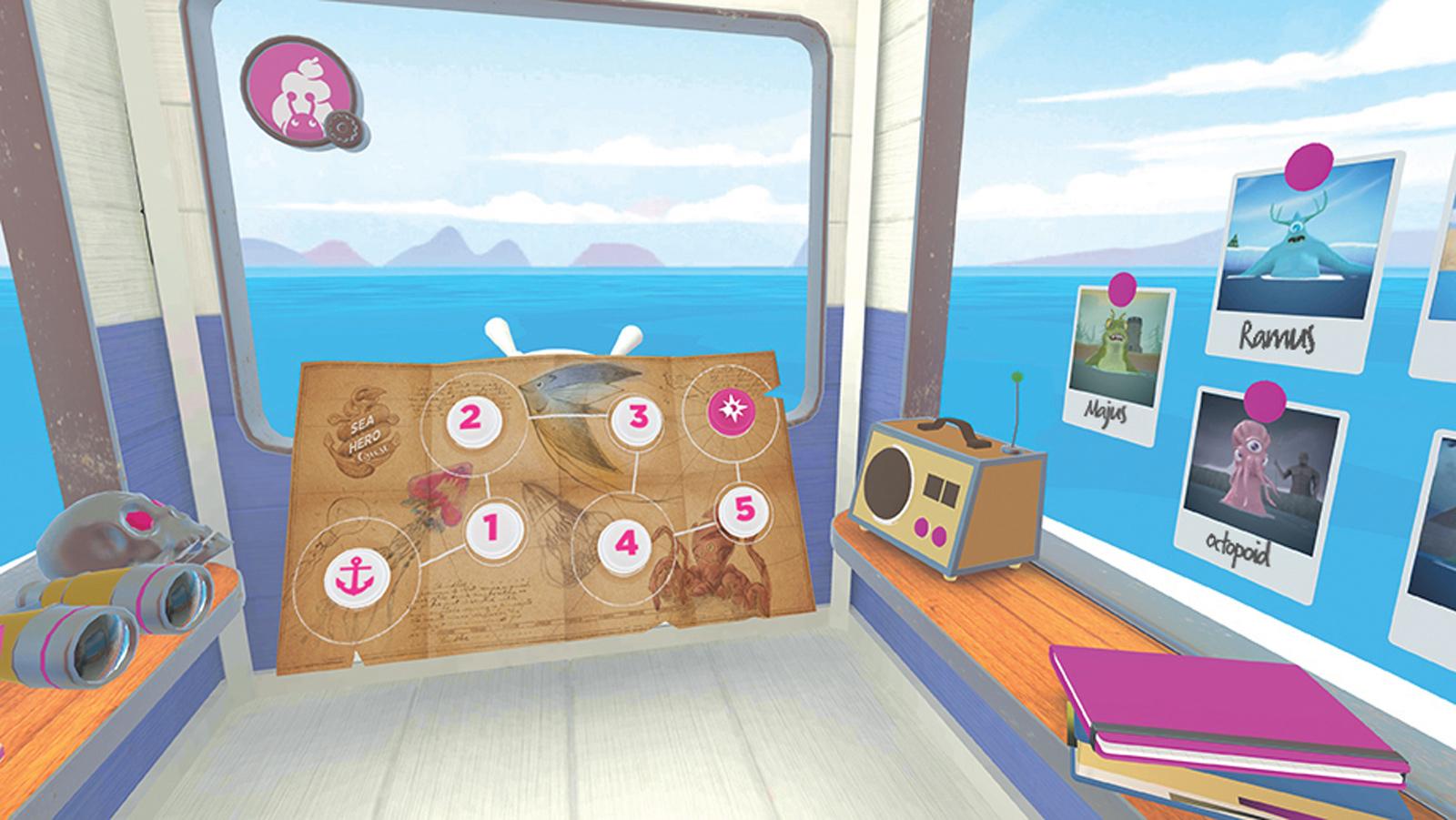 VR Sea Quest